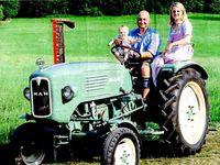 Traktor thumb